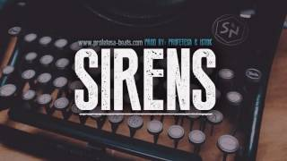 Storytelling Rap Beat Instrumental ''SIRENS'' (prod. Profetesa & Istok)