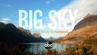 Big Sky | Season 1 - Teaser #1 [VO]