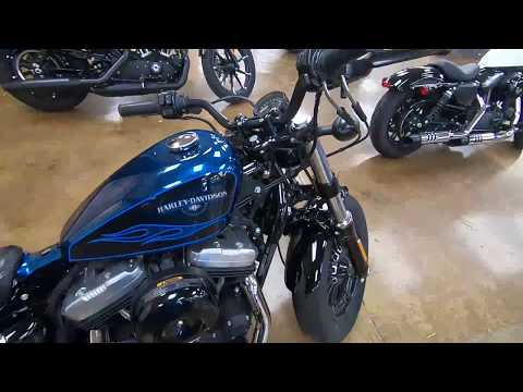 2016 Harley-Davidson Sportster Forty-Eight