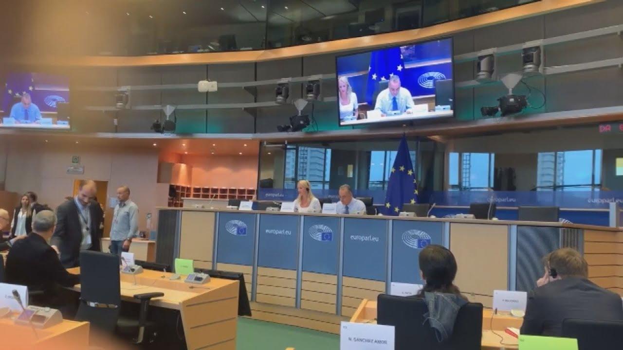 Ο Μανώλης Κεφαλογιάννης πρόεδρος της κοινοβουλευτικής επιτροπής σταθ/σης και σύνδεσης ΕΕ Αλβανίας