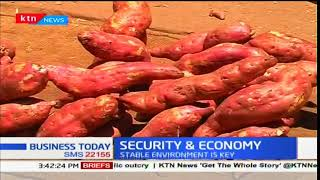 Business Today: Security and economy