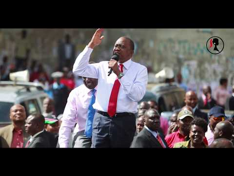 Caroline Mutoko: Uhuru Kenyatta