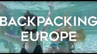 Backpacking Europe!