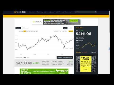 Kaip greitai užsidirbti bitkoinų VK