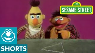 Sesame Street: Bert and Ernie Make Shapes