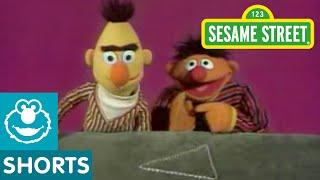 Sesame Street: Bert and Ernie Make Shapes