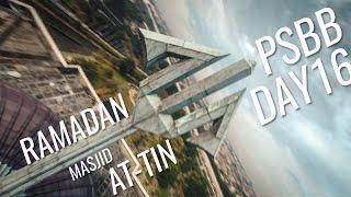 Masjid At Tin Tanpa Penghuni Ramadan 1441 H PSBB Day 16 FPV DRONE INDONESIA BANGODIN