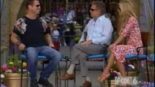 Live With Regis and Kelly (Mai 2005)