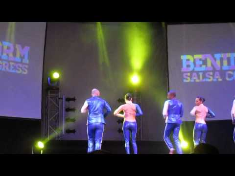 Euphoria Dance Company Benidorm Salsa Congress
