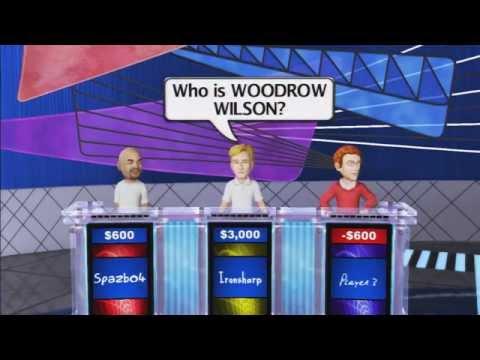 PS3 Longplay [116] Jeopardy (2 Player)