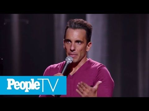 Sebastian Maniscalco On How He Went From Waiting Tables To Making Millions | PeopleTV
