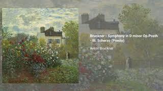 Symphony in Dm (''number 0''), WAB 100