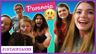 PARANOiA Game  - Girls Only Sleepover Game Night / JustJordan33