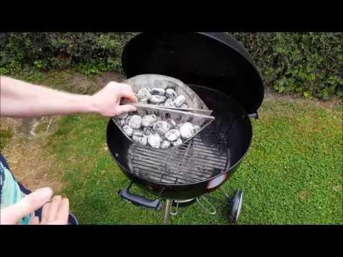 Grill-Reinigung leicht gemacht: So einfach geht's Kugelgrill
