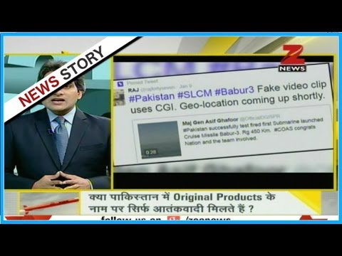 DNA : Analysis of Pakistan's lie exposed by India