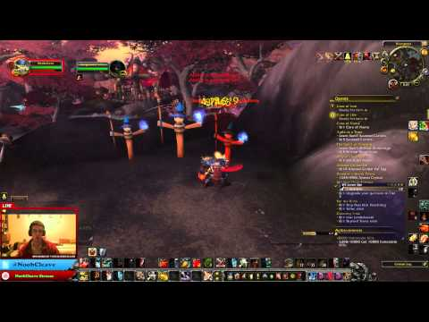 WoD PVP 6 0 3 - Fury Warrior Stats, Talents and Glyphs - смотреть