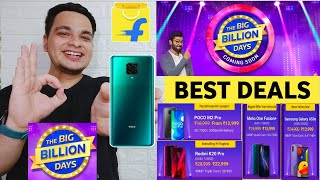 Flipkart Big Billion Days - Best Smartphone Deals & Offers Revealed | Tabahi Offers 🔥🔥
