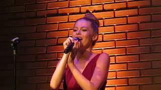 Zoë live im Theater am Spittelberg – Mon coeur a trop aimé