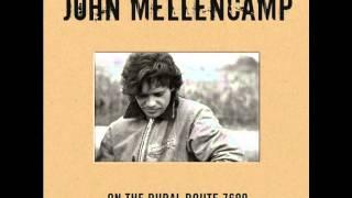 John Mellencamp...Someday The Rains Will Fall