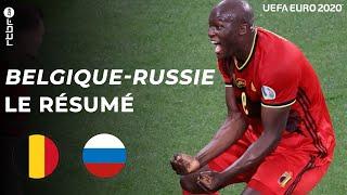 Belgique-Russie (3-0) | Euro 2020