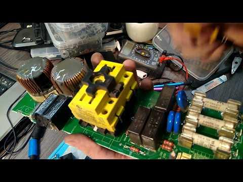 🚜⚡ Ремонт разломанного зарядника для литиевый аккумуляторов STARK Lithium от электропогрузчика 🔋
