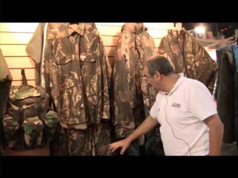 Campinox presenta productos para cazadores