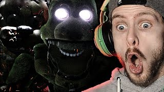 PROTOTYPE SPRING BONNIE IS AWAKE! | Final Nights 4 Gameplay #2