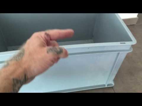 """Bogen Siebfilter für graue Behälter """"Idee"""""""