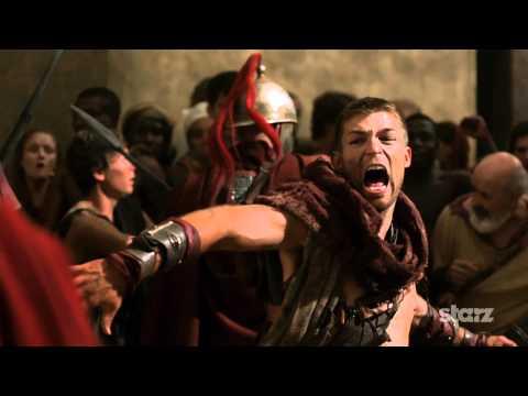 Spartacus: Vengeance Season 2 (Promo)