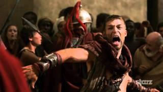 Spartacus : Vengeance | Trailer #1