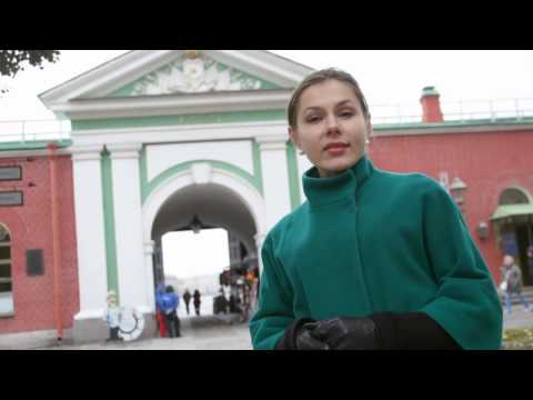 Коротко о Санкт-Петербурге на Английском языке