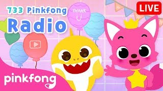 Pinkfong Baby Shark Radio Show | 30 Million Subscribers Special | Pinkfong Show for Children