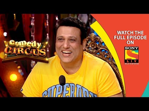 Download Govinda is Here | Ep 7 | 6th Oct, 2018 | Comedy Circus | Best Moments HD Mp4 3GP Video and MP3