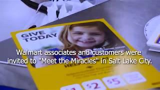Meeting the Miracles in Salt Lake City, Utah