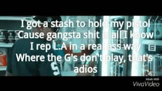 King Lil G  AK47