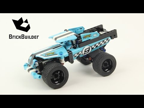 Vidéo LEGO Technic 42059 : Le pick-up du cascadeur