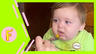 You Have to See This 😍  | Cute Baby Funny Moments | 2021