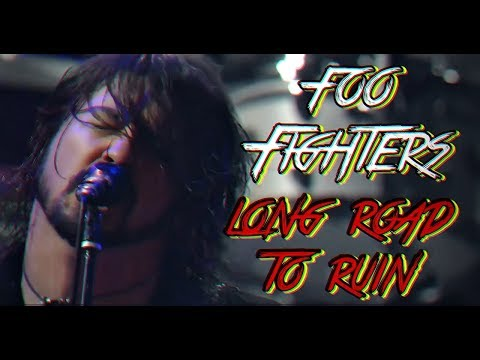 Foo Fighters Long Road To Ruin Subtitulada (iTunes Festival)