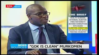 News Sources: How Banks handled the NYS scandal millions without any red flags, 15/11/16 Part 2