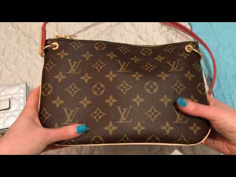 LOUIS VUITTON LORETTE – WHAT FITS AND REVIEW