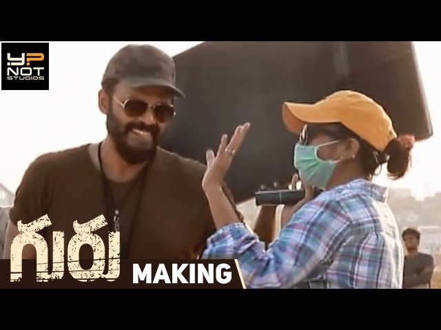 Guru Telugu Movie Making Video HD | Venkatesh, Ritika Singh, Sudha