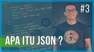 REST API #3 APA ITU JSON?