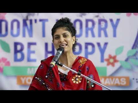 Ms DilMeher Bharucha Talk
