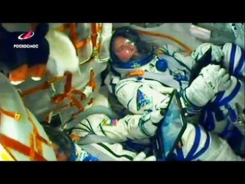 Aterrizaje de emergencia de la Soyuz por un fallo en los motores