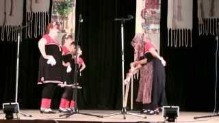 preview picture of video 'Клуб по народни танци Евридика'