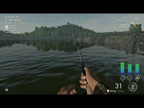 Fishing planet. Тибр. Уникальная плотва.