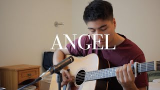 FINNEAS   Angel (Acoustic Cover)