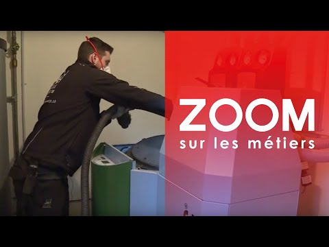 Ramoneur / ramoneuse - Zoom sur les métiers