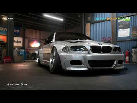 BMW E46 M3 Tuning - Need For Speed Payback