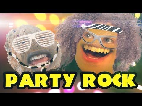 Annoying Orange Party Rock Ft Destorm